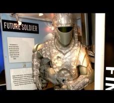"""L'armure Talos """"Iron Man Suit"""", les nouveaux super-soldats."""