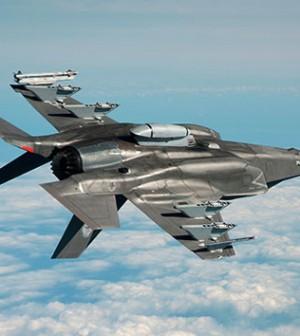 F-35: Le chasseur furtif du futur
